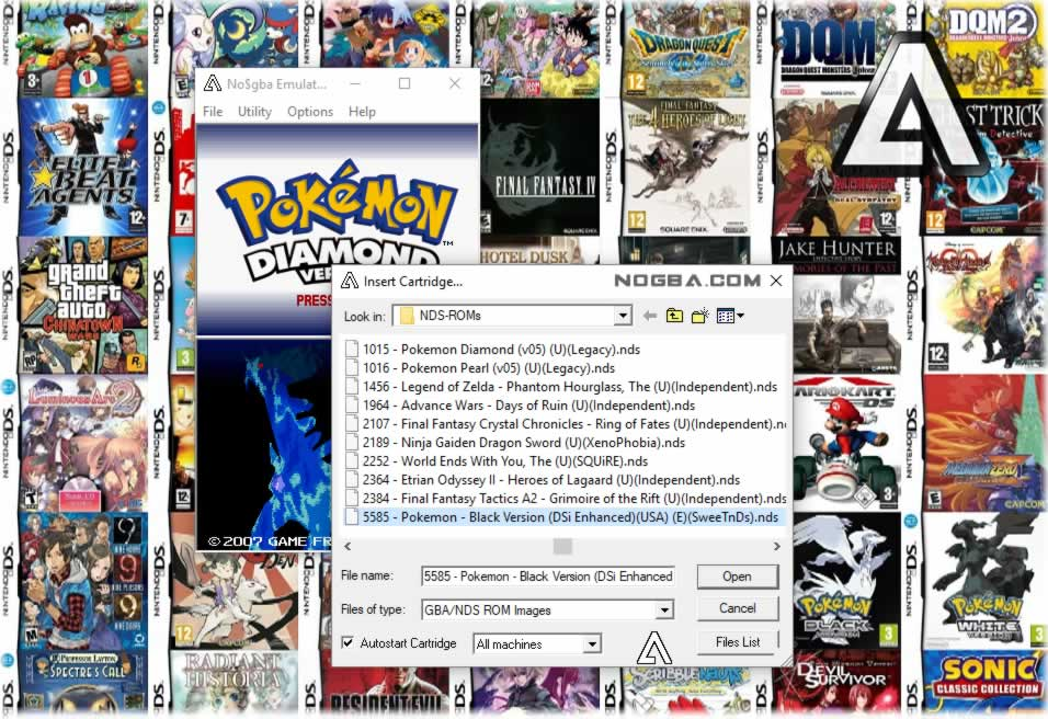 pokemon gba no download