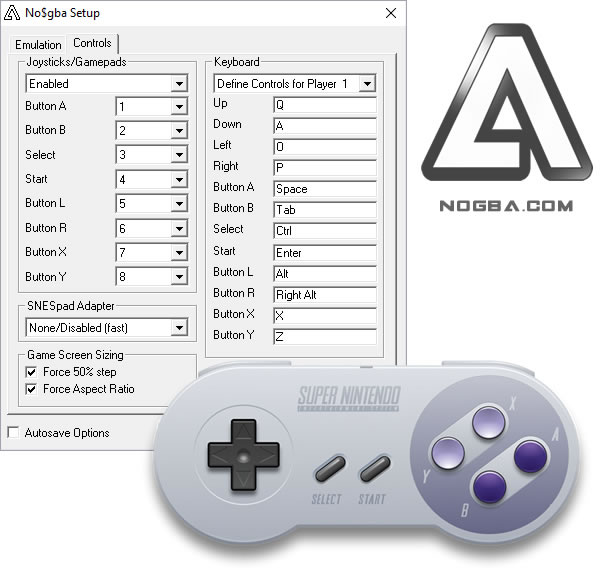 No$GBA : NoGBA best DS Emulator for NDS Roms »